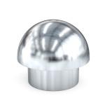 Заглушка для поручня сферическая